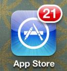 мобильное приложение App Store