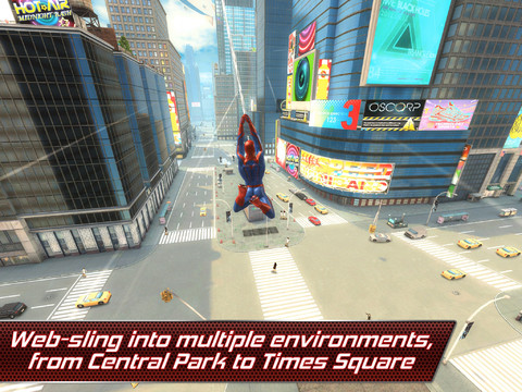 игра Amazing Spider-Man