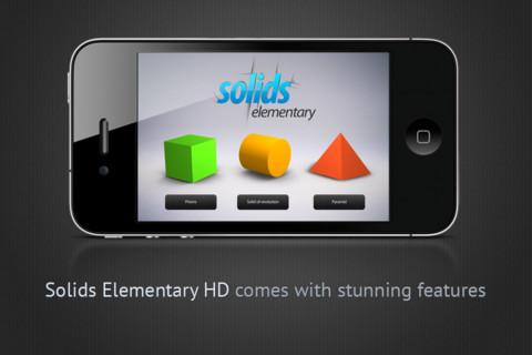 приложение Solids Elementary HD