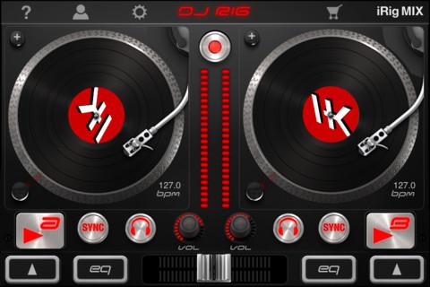 приложение DJ Rig