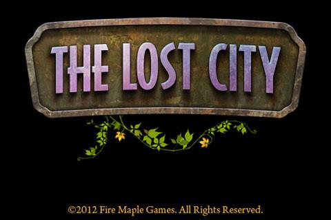 игра The Lost City