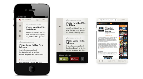 приложение Readability