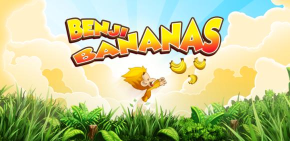 Игра Benji Bananas.