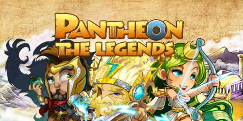 Игра Pantheon the Legends.