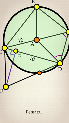 Объяснение теорем.