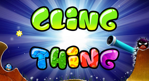 Игра Cling Thing.